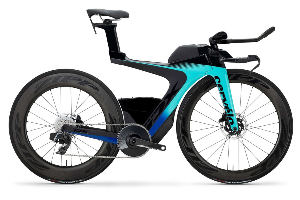 Cervelo PX-Series Red eTap AXS 1 - Light Teal/Mid Navy 2021