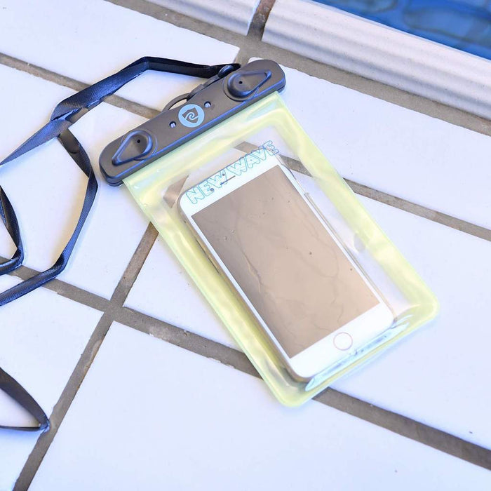 New Wave Waterproof Phone Case