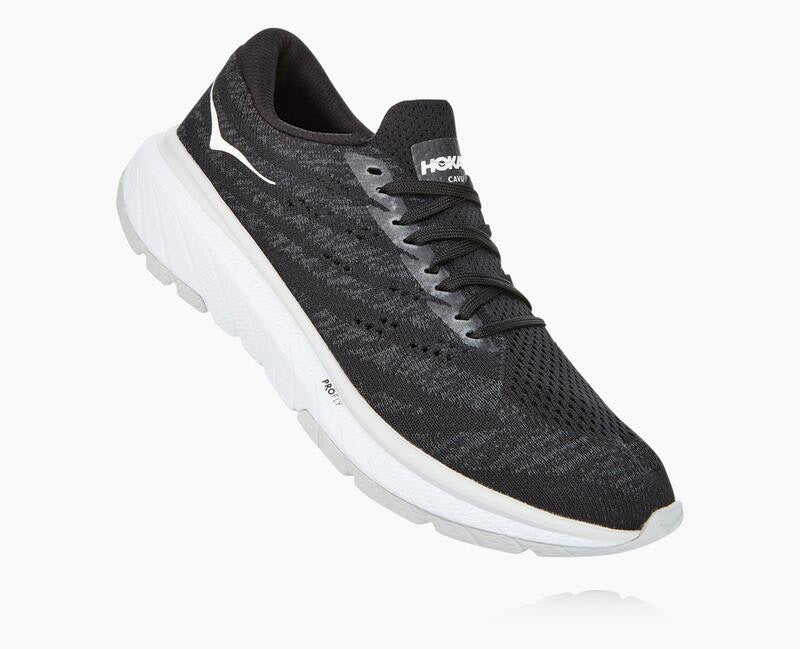 Hoka One One Women's Cavu 3 - Black/White