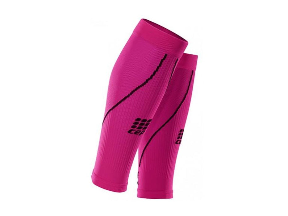 CEP RUN+ Compression Sleeves (Pink)