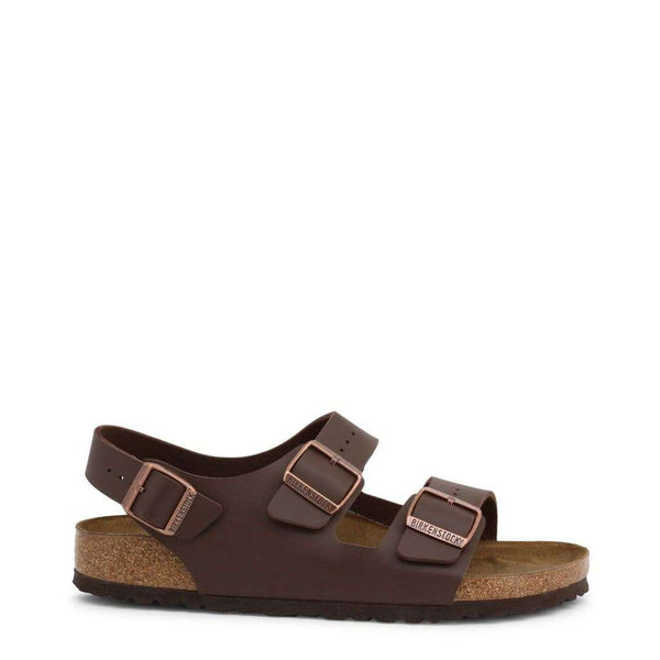 Birkenstock - MILANO_LEATHER - birkenstock, Brand_Birkenstock, Category_Kingad, color_pruun,