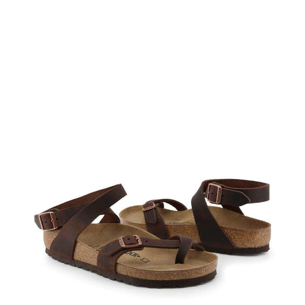 Birkenstock - YARA_OILED-LEATHER - birkenstock, Brand_Birkenstock, Category_Kingad, color_pruun,