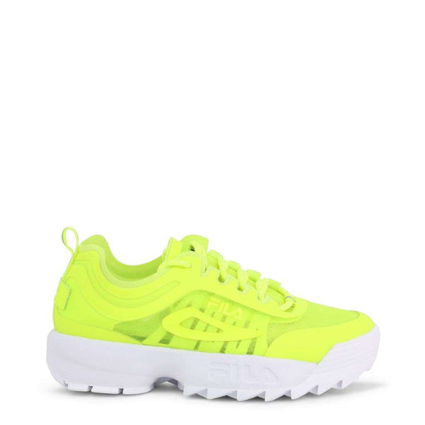 Fila - DISRUPTOR-RUN_1010866 - Brand_Fila, Category_Kingad, color_kollane, fila, gender_naistele