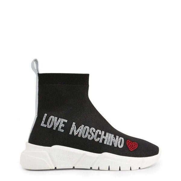 Love Moschino - JA15103G1AIR - Brand_Love Moschino, Category_Kingad, color_must, gender_naistele,