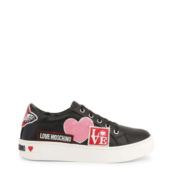 Love Moschino - JA15113G18IF - Brand_Love Moschino, Category_Kingad, color_must, gender_naistele,