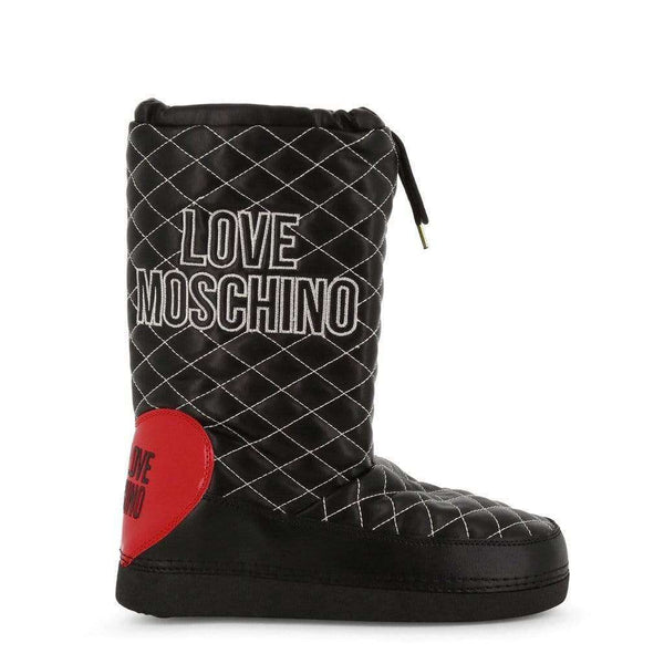 Love Moschino - JA24182G08JA - Brand_Love Moschino, Category_Kingad, color_must, gender_naistele,
