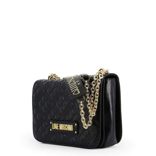 Love Moschino - JC4000PP1ALA - Brand_Love Moschino, Category_Kotid, color_must, gender_naistele,