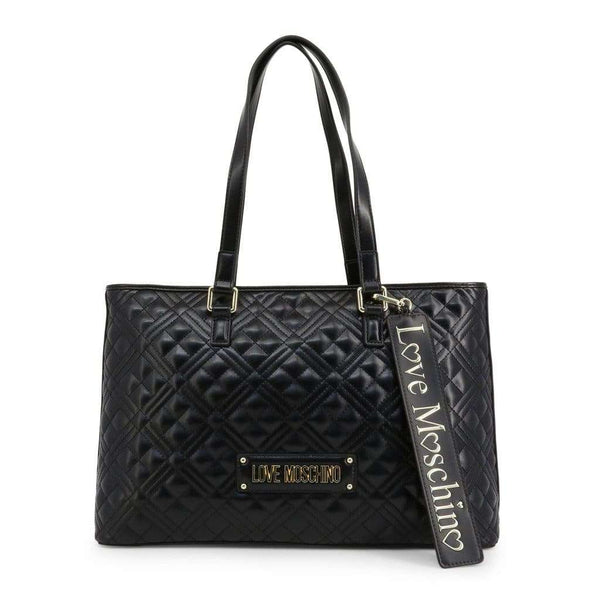 Love Moschino - JC4001PP1ALA - Brand_Love Moschino, Category_Kotid, color_must, gender_naistele,