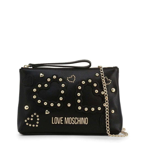 Love Moschino - JC4033PP1ALE - Brand_Love Moschino, Category_Kotid, color_must, gender_naistele,
