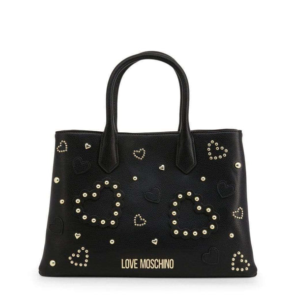Love Moschino - JC4035PP1ALE - Brand_Love Moschino, Category_Kotid, color_must, gender_naistele,