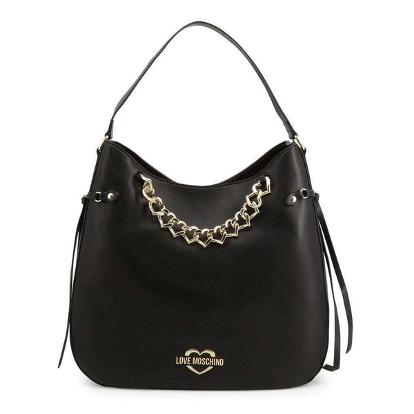 Love Moschino - JC4041PP1ALF - Brand_Love Moschino, Category_Kotid, color_must, gender_naistele,