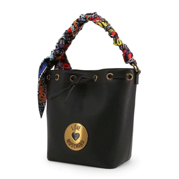 Love Moschino - JC4045PP1ALG - Brand_Love Moschino, Category_Kotid, color_must, gender_naistele,