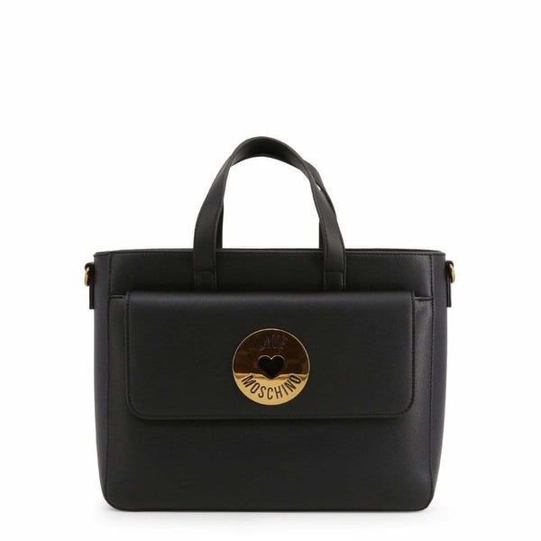 Love Moschino - JC4048PP1ALG - Brand_Love Moschino, Category_Kotid, color_must, gender_naistele,