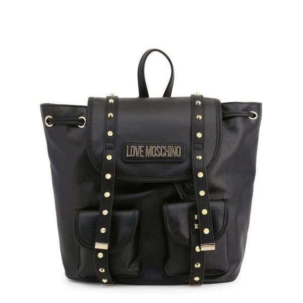 Love Moschino - JC4078PP1ALL - Brand_Love Moschino, Category_Kotid, color_must, gender_naistele,