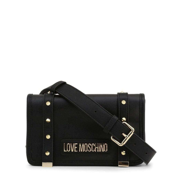 Love Moschino - JC4080PP1ALL - Brand_Love Moschino, Category_Kotid, color_must, gender_naistele,