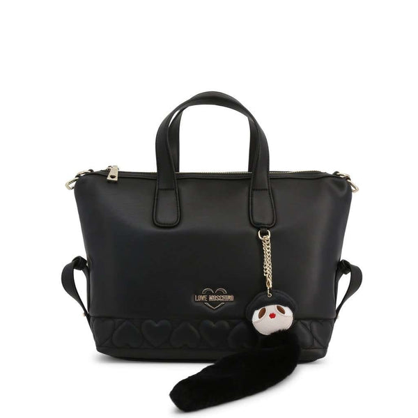 Love Moschino - JC4085PP18LO - Brand_Love Moschino, Category_Kotid, color_must, gender_naistele,