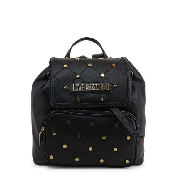 Love Moschino - JC4096PP1ALP - Brand_Love Moschino, Category_Kotid, color_must, gender_naistele,