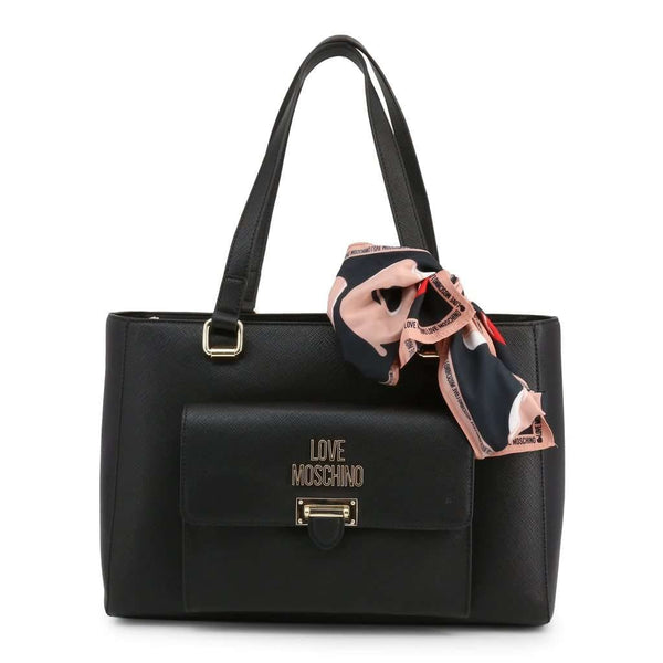 Love Moschino - JC4242PP0AKG - Brand_Love Moschino, Category_Kotid, color_must, gender_naistele,