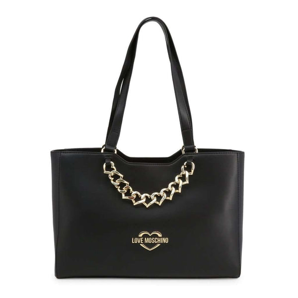 Love Moschino - JC4256PP0AKC - Brand_Love Moschino, Category_Kotid, color_must, gender_naistele,