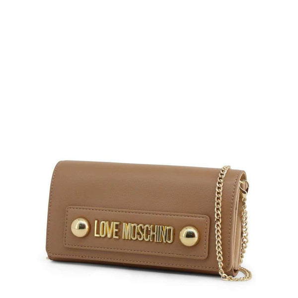 Love Moschino - JC5636PP08KD - Brand_Love Moschino, Category_Kotid, color_pruun, gender_naistele,