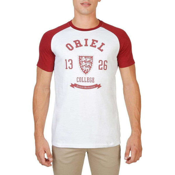 Oxford University - ORIEL-RAGLAN-MM - Brand_Oxford University, Category_Rõivad, color_punane,