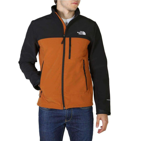 The North Face - NF00CMJ2 - Brand_The Face, Category_Rõivad, color_pruun, gender_meestele,