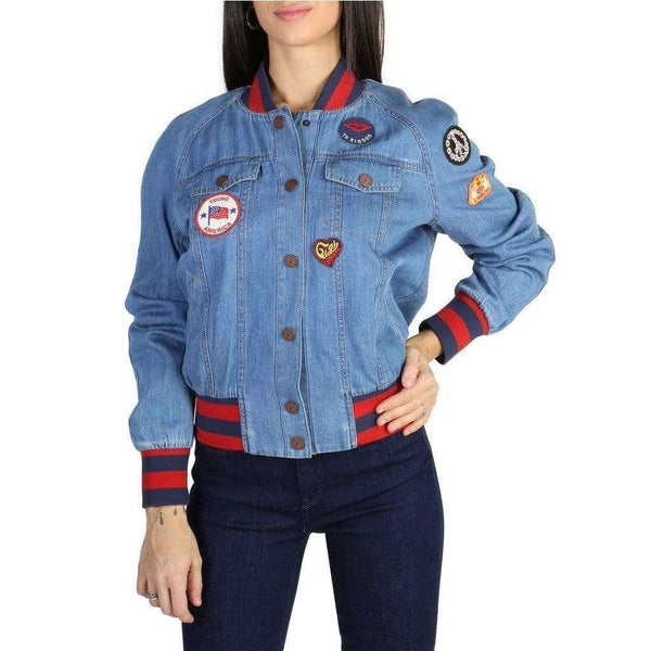 Tommy Hilfiger - WW0WW18332 - Brand_Tommy Hilfiger, Category_Rõivad, color_sinine, gender_naistele,
