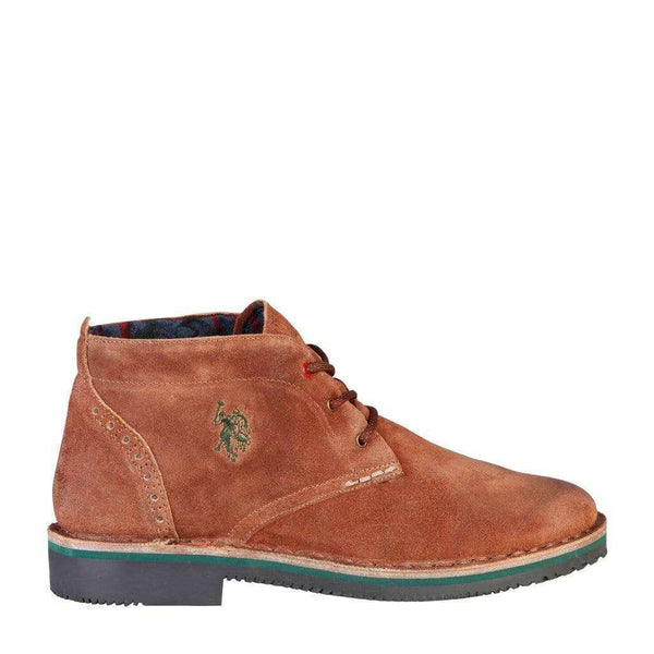 U.S. Polo Assn. - WALT3036W7 - Brand_U.S. Assn., Category_Kingad, color_pruun, gender_meestele,