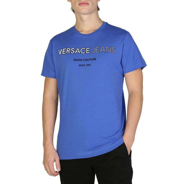 Versace Jeans - B3GSB71C_36609 - Brand_Versace Jeans, Category_Rõivad, color_sinine,