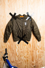 "Load image into Gallery viewer, Bomber Jacket ""M.O.D Evolution Crest"""