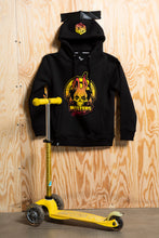 "Load image into Gallery viewer, Kids: Hoodie ""Evolution Crest"""
