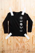 "Load image into Gallery viewer, Kids: Longsleeve T - Shirt ""Street League"""
