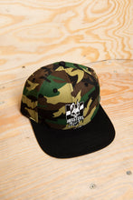 "Load image into Gallery viewer, Baseball Cap: ""Camo"""