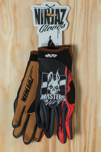"NINJAZ Gloves:  ""Masters of Dirt 2020"""