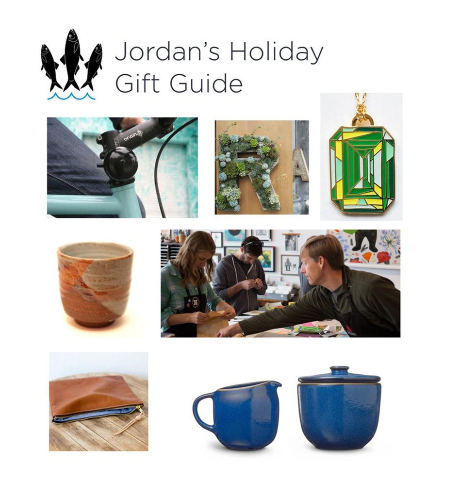 Holiday Gift Guide: Jordan!