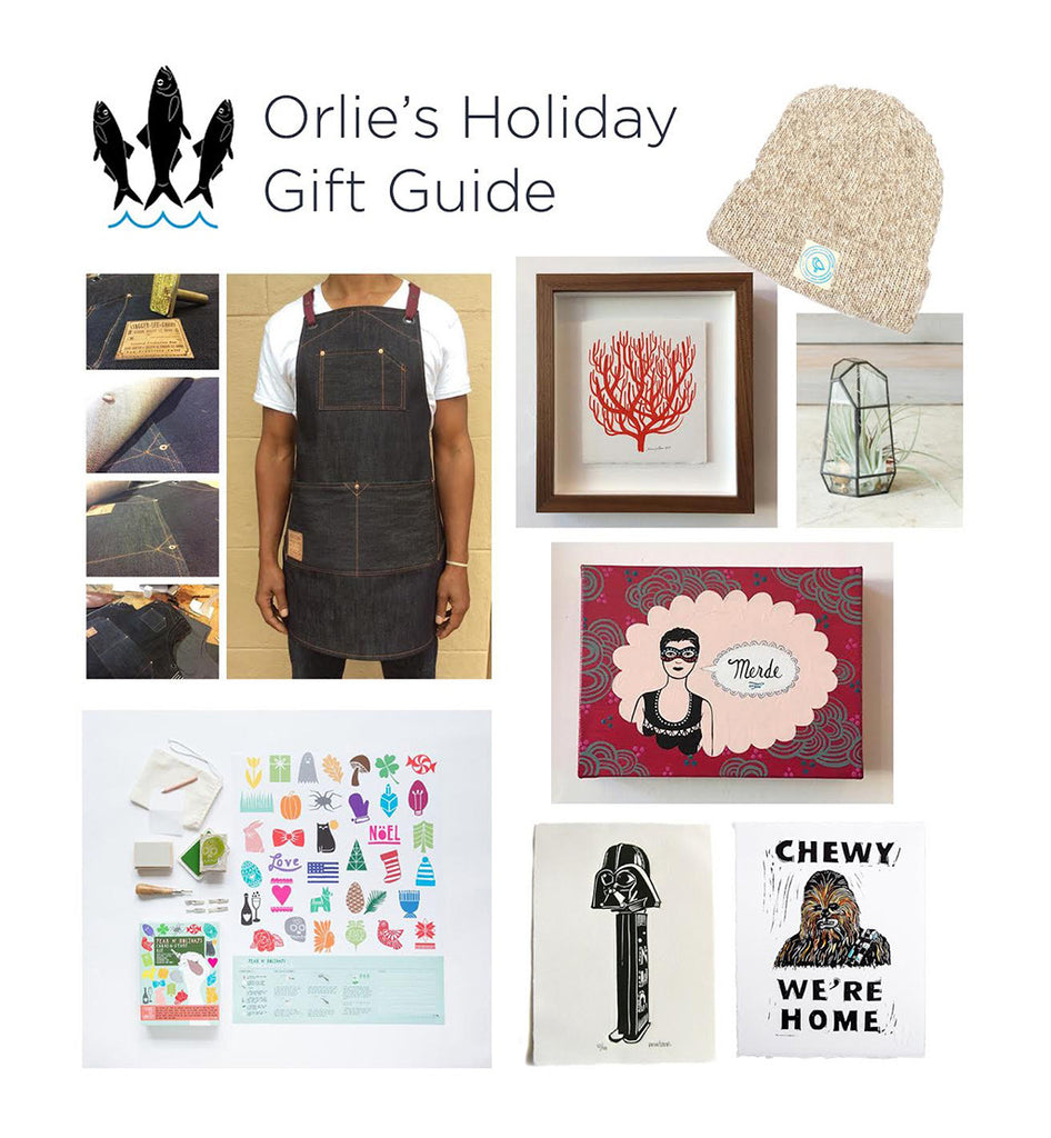 Holiday Gift Guide: Orlie!