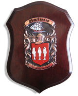 3 Fish Coat of Arms