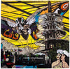 Mothra Print Affordable Art by Eric Rewitzer 3 Fish Studios