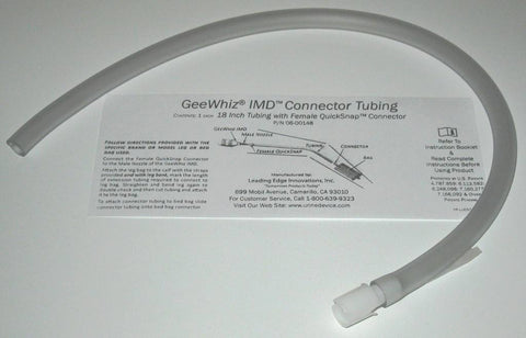Extension Tubing for Leg Bag - Geewhiz Condom Catheter