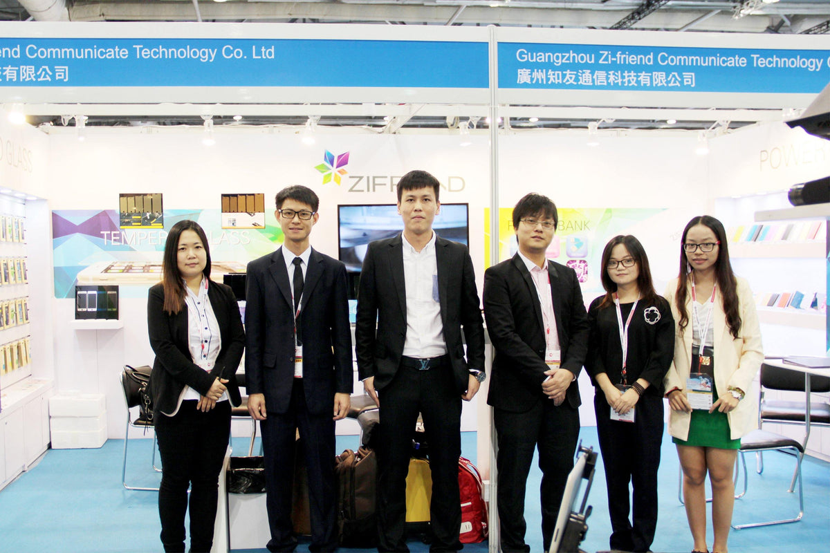 Zifriend 2014 HK Global Source Fair (October)