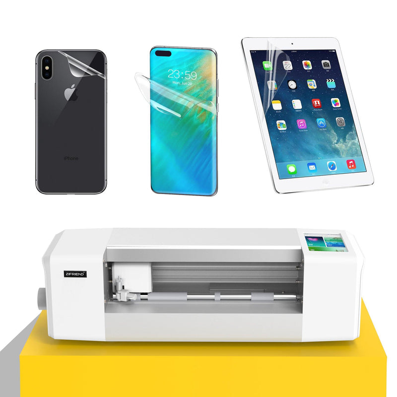 Multifunctional Intelligent TPU Film Cutting Machine - ZIFRIEND