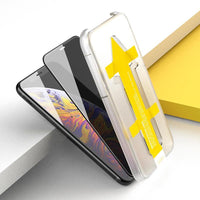 3D Privacy Full Cover Glass for iPhone with Applicator 3D Privacy Full Cover Glass with Applicator zifriend