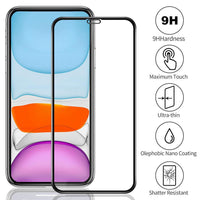 2.5D 9H Clear Protective Tempered Glass Screen Protector - ZIFRIEND