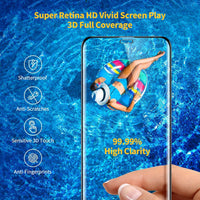 3D 5D 10D 9H Clear Protective Tempered Glass Screen Protector