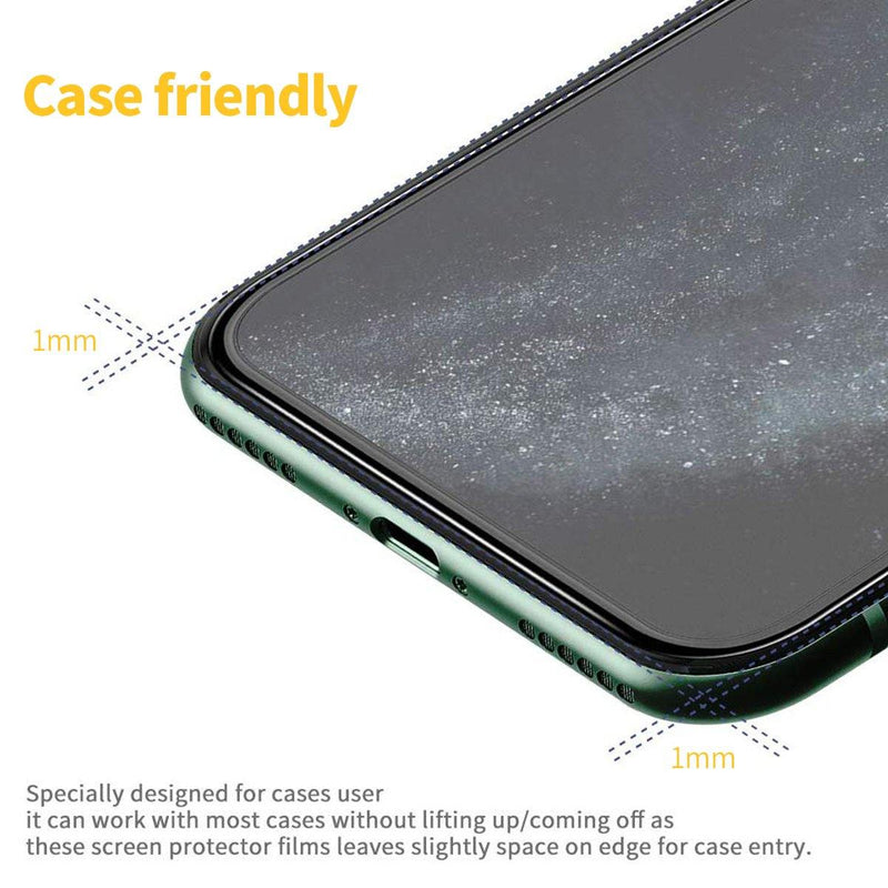2.5D Matte Anti Glare Tempered Glass Screen Protector - ZIFRIEND