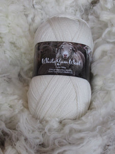 WHITEGUM 8PLY