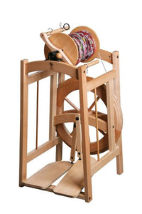 Country Spinner 2 Double Treadle Lacquered