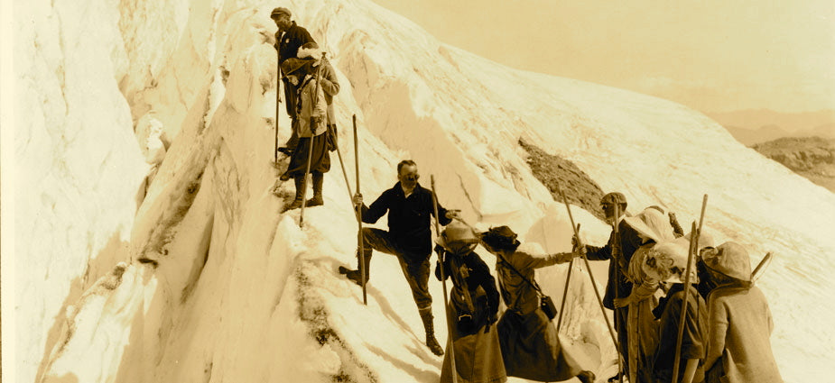 Vintage Mountaineering and Antique Climbing - VintageWinter