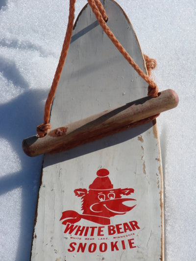 Vintage Snowboard Collection