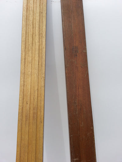 Unmounted Never Used Downhill Jumping Skis